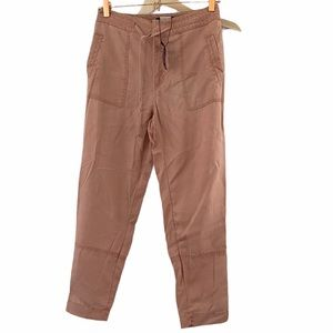 NWT EXPRESS pink cargo utility pants | size 0